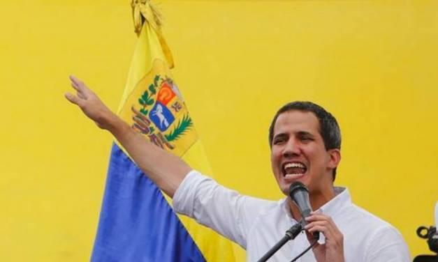 Investigarán a Guaidó por presunta traición a la patria