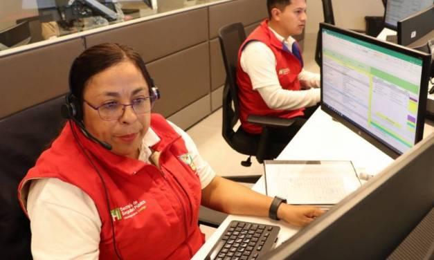 C5i de Hidalgo atiende parto con primeros auxilios telefónicos