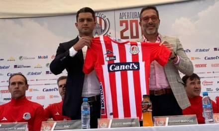 Gustavo Matosas es el nuevo director del Atlético San Luis