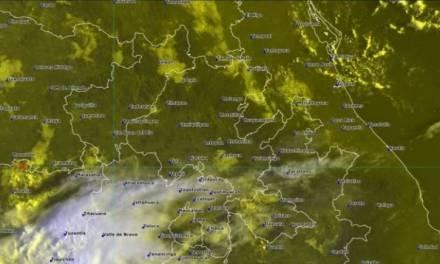 Se espera semana lluviosa en Hidalgo