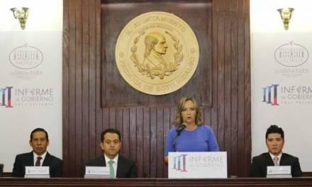 Se cumplieron objetivos a pesar de la huelga, señaló Tellería en entrega de informe