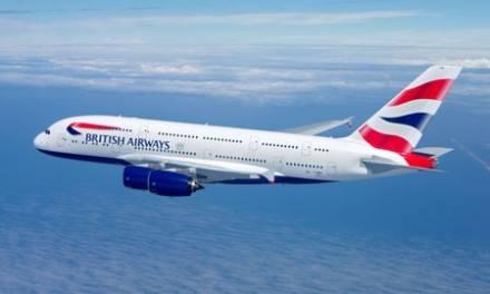 Pilotos de British Airways iniciaron paro de 48 horas en Reino Unido