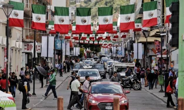 Fiestas patrias no representarán importantes ganancias para el comercio local