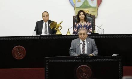 Baptista invita a trabajar en conjunto con el gobierno estatal el presupuesto de 2020