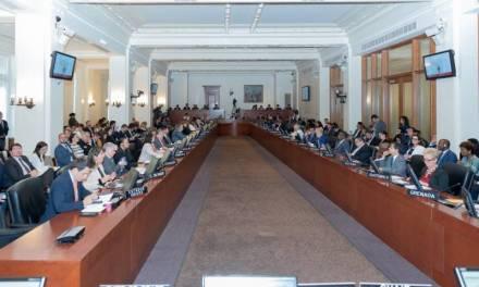 OEA aprueba Tratado Interamericano de Asistencia Recíproca para Venezuela