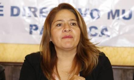 Presidenta del PAN de Pachuca dice que hay campaña de desprestigio hacia la administración municipal