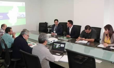 Entrega Benjamín Rico agenda para atender problema ambiental de región de Tula