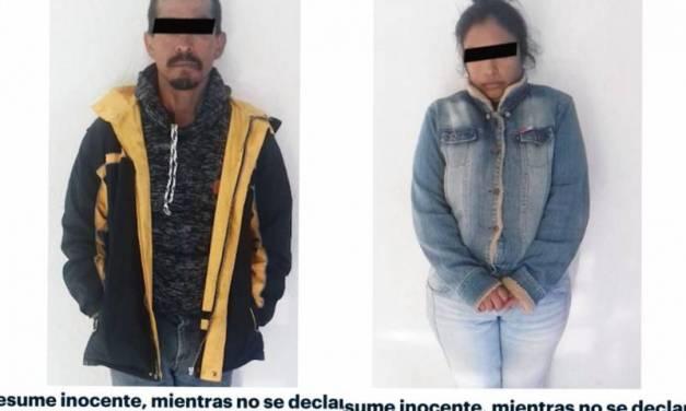 Detienen a dos individuos tras presunto robo a motel de Mixquiahuala
