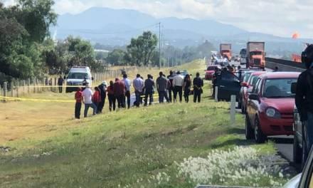 Localizan cuerpo de mujer sin vida en la Pirámides-Tulancingo