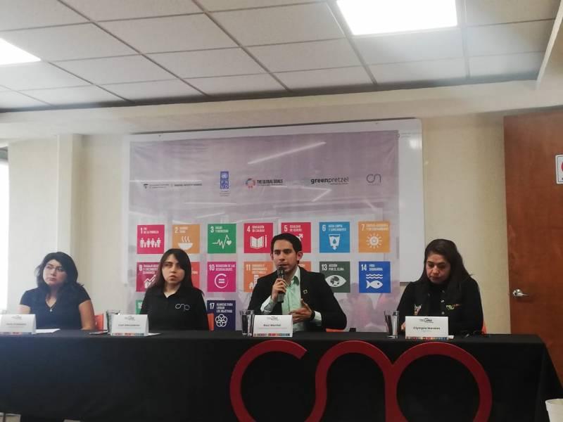 Abren convocatoria para consurso Global Goals Jam Hidalgo sobre problemas sociales