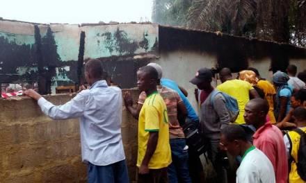 Incendio en escuela de Liberia deja al menos 28 muertos