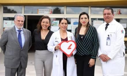 Dona INCan medicamentos con un importe superior a los 5 mdp