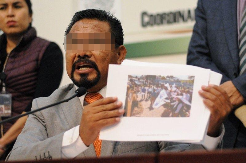 Cipriano se queda sin defensoría en los dos juicios donde ya fue vinculado a proceso