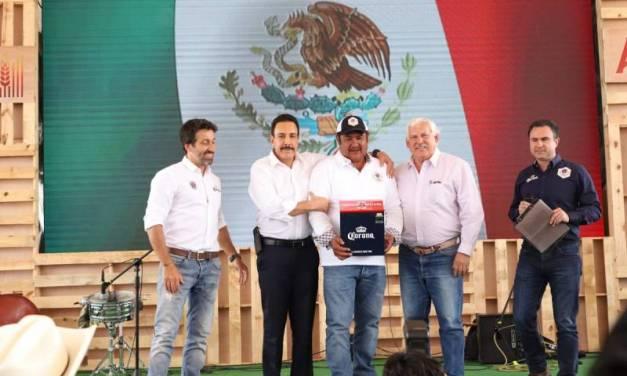 Aumentó 201% la producción de cebada en Hidalgo