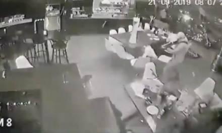Balacera en bar de Uruapan deja cinco muertos
