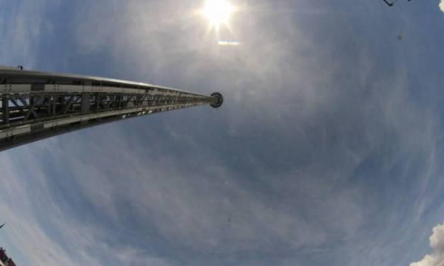 Mega King Tower y rueda gigante Global Wheel, principales atractivos de feria