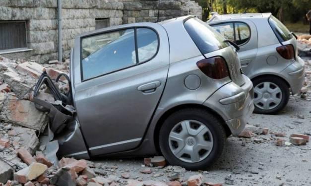 Sismo en Albania deja 105 heridos