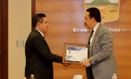 Hidalgo, único estado con certificación internacional antisoborno
