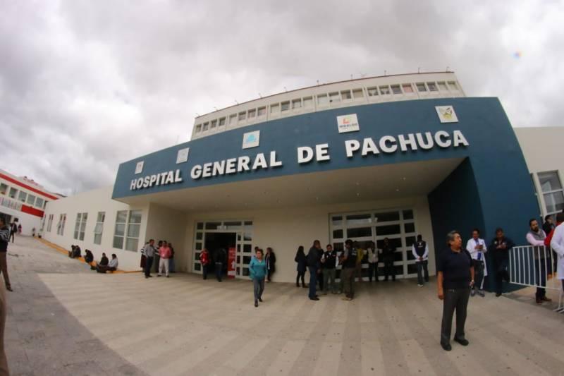 Invirtieron 20 mdp en remodelación de Hospital General de Pachuca
