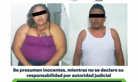 Asegura SSPH a dos individuos tras presunto asalto a cuentahabiente en Tlahuelilpan