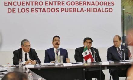 Hidalgo y Puebla hacen acuerdo interestatal para combatir robo de combustibles