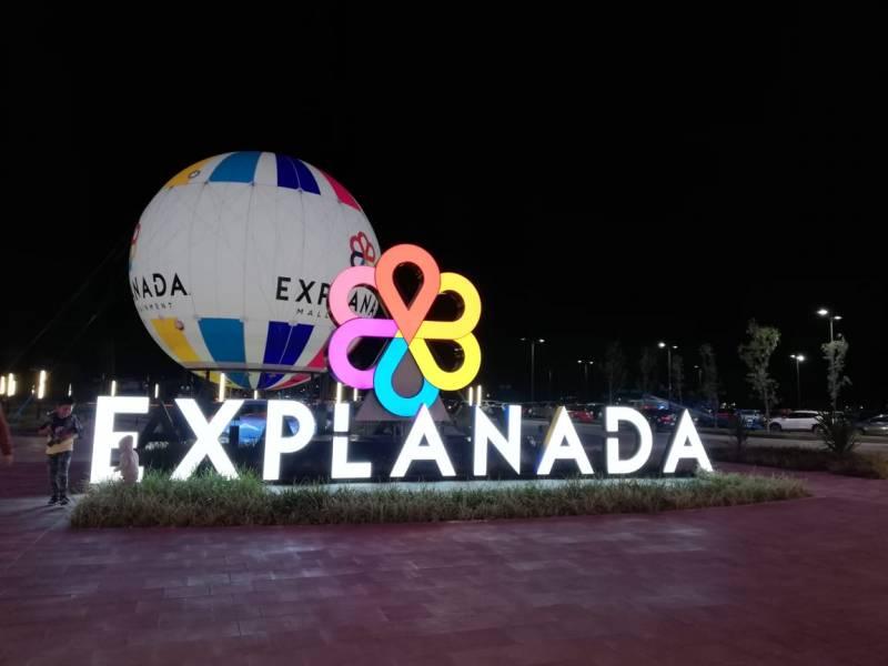 Plaza Explanada abre sus puertas con concepto Premium