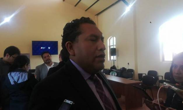 «Poco responsable» el exhorto de la diputada Corina, señala Olaf Hernández