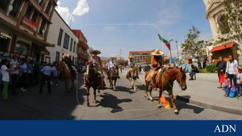 Pachuca se vestirá de gala con el desfile del Día del Charro