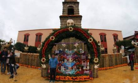 Prevalece Día de Muertos sobre el Halloween