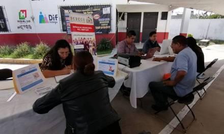 Bolsa de Empleo en Tizayuca recorre las comunidades