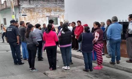Buscan inhibir robos y asaltos en la Zona Centro de Tulancingo