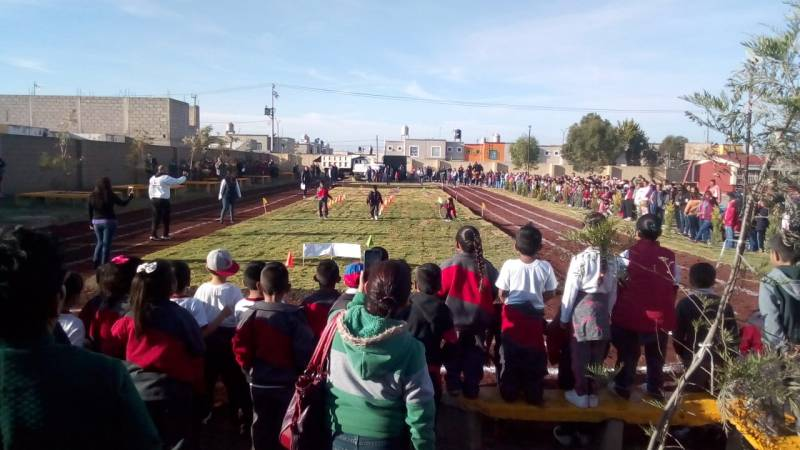 En Tizayuca fomentan cuidado del medio ambiente  y el deporte