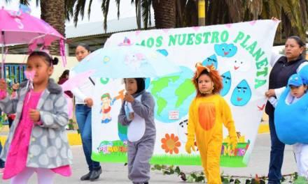 Implementan en San Salvador campaña para sensibilizar sobre cuidado del agua