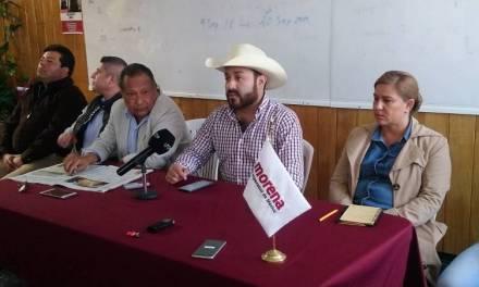 Andrés Caballero Zerón podrá participar en asambleas de Morena pese a renuncia