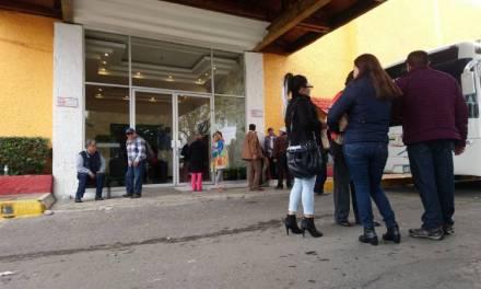Se registra baja asistencia en Asamblea de Morena Pachuca