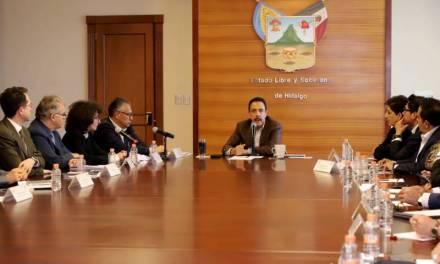 Hidalgo, ejemplo nacional en iniciativa y compromiso para mejorar la procuración de justicia