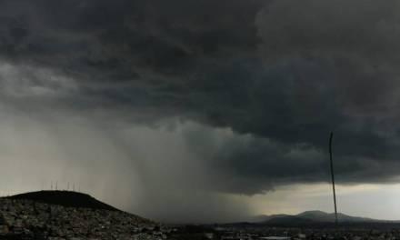 Prevén lluvias intensas en el estado