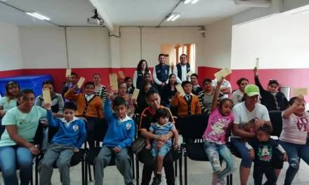 PAMAR Villa de Tezontepec atiende a 766 menores en situación de riesgo