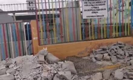 Surgen problemas entre padres y directivos de primaria en San Pedro Huaquilpan