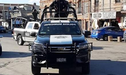 Implementan más estrategias de seguridad para Villa de Tezontepec