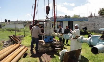 6 mil habitantes de Acaxochitlán sufren por desabasto de agua