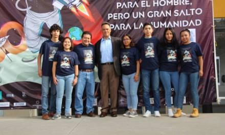 Celebran en Tulancingo la Segunda Semana Mundial del Espacio