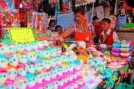 Inicia en Tulancingo el Tianguis de Día de Muertos