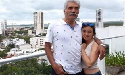 Mireles se casa con una joven 40 años menor que él