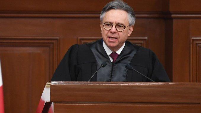 Renuncia el ministro Eduardo Medina Mora a la Suprema Corte de Justicia