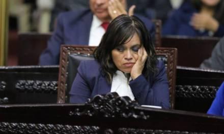 Lisset Marcelino estaría dispuesta a asumir junta de coordinación política