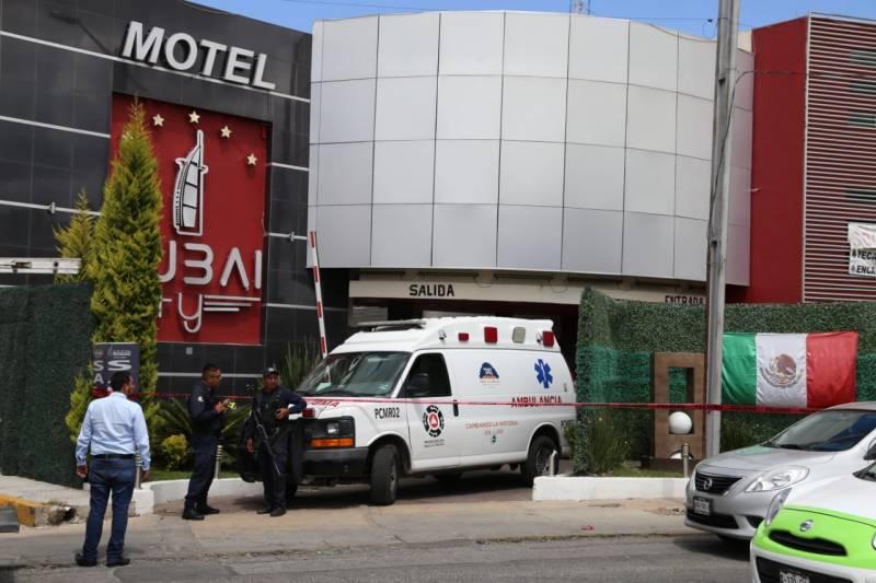 Encuentran cuatro hombres muertos en Motel Dubai