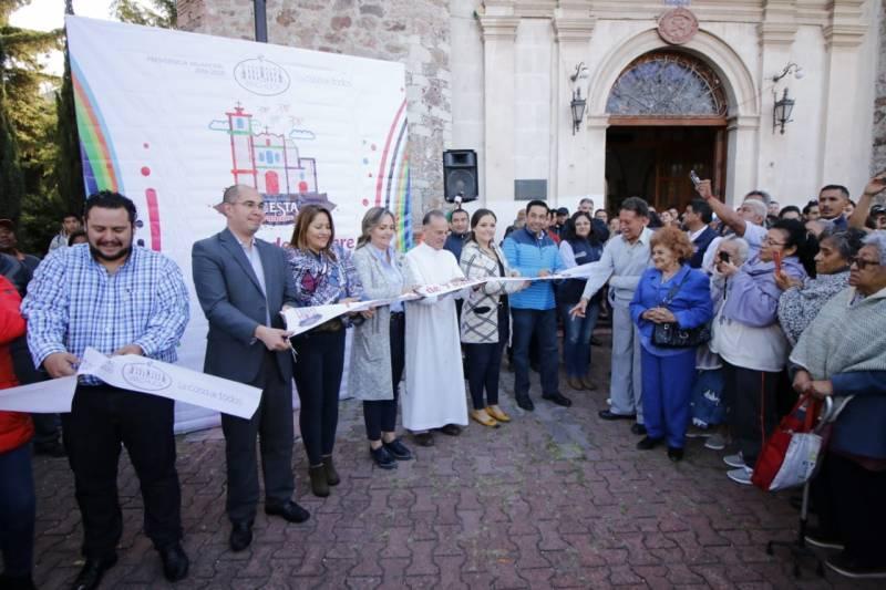 Feria San Francisco se realizaŕá a través de ceremonia cultural