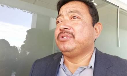 Alcalde de Tlahuelilpan solicita audiencia con Amlo para pedir presupuesto