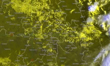 Aumenta probabilidad de lluvias fuertes en el estado